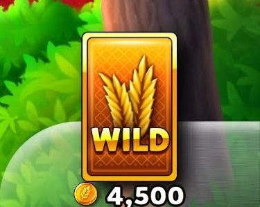 solitaire grand harvest wild card