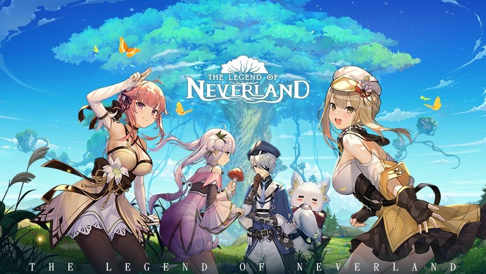 the legend of neverland guide