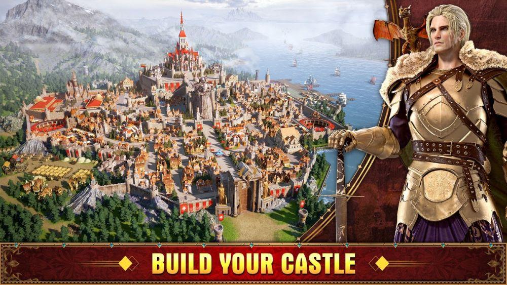 war and order castle