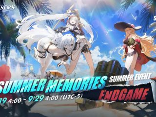 Alchemy Stars Heats Up the Summer with New Outfits and Characters in Ocean Sovereign Event