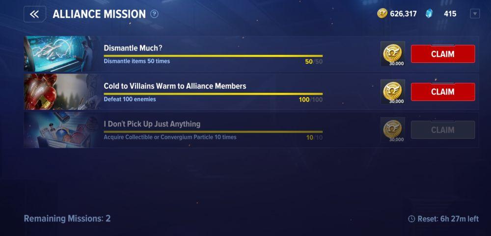 alliance missions marvel future revolution