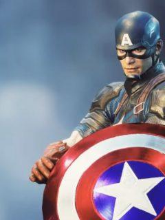 captain america best build marvel future revolution