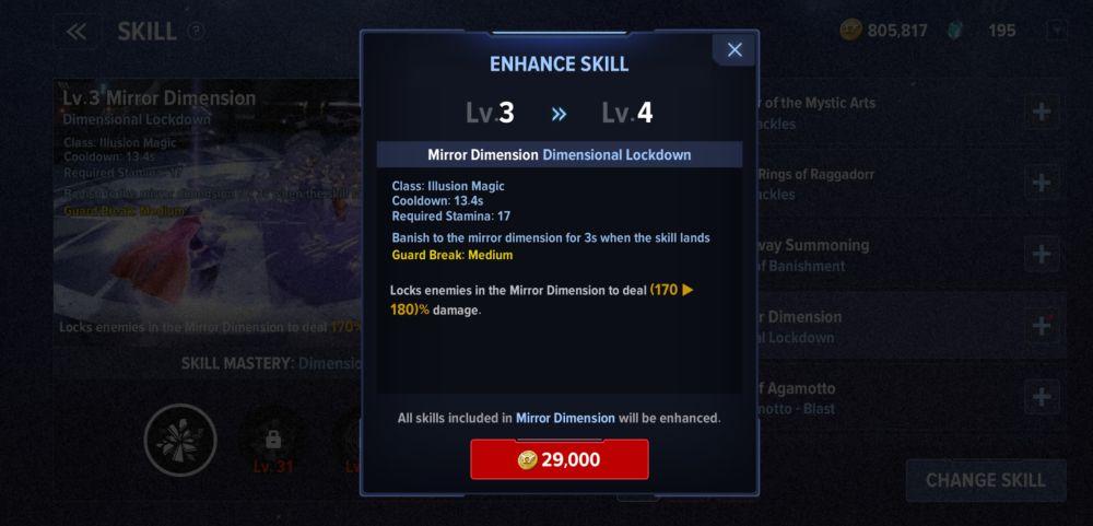 enhance skill marvel future revolution
