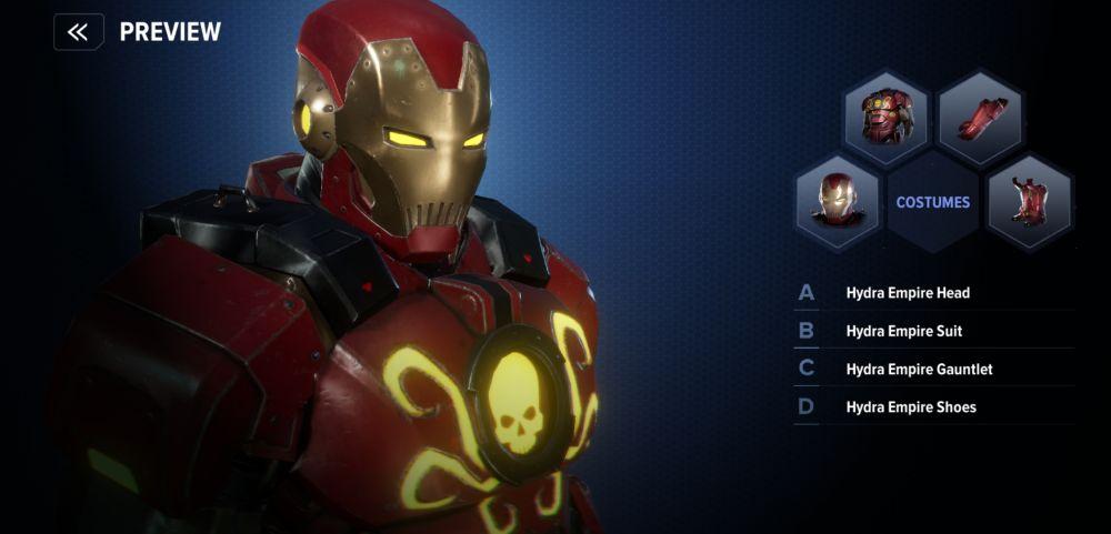 iron man pvp build marvel future revolution