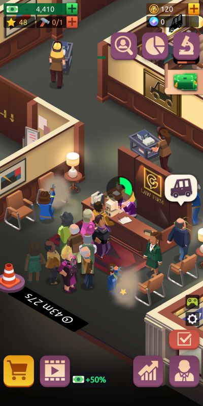 law empire tycoon idle cash