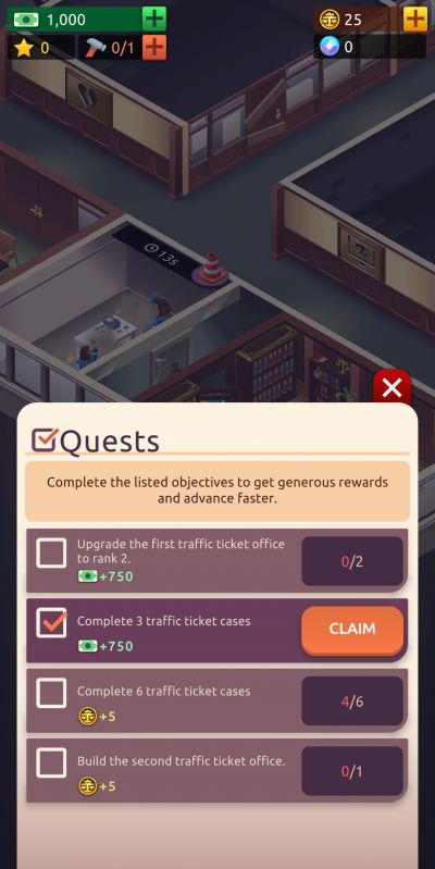 law empire tycoon quests