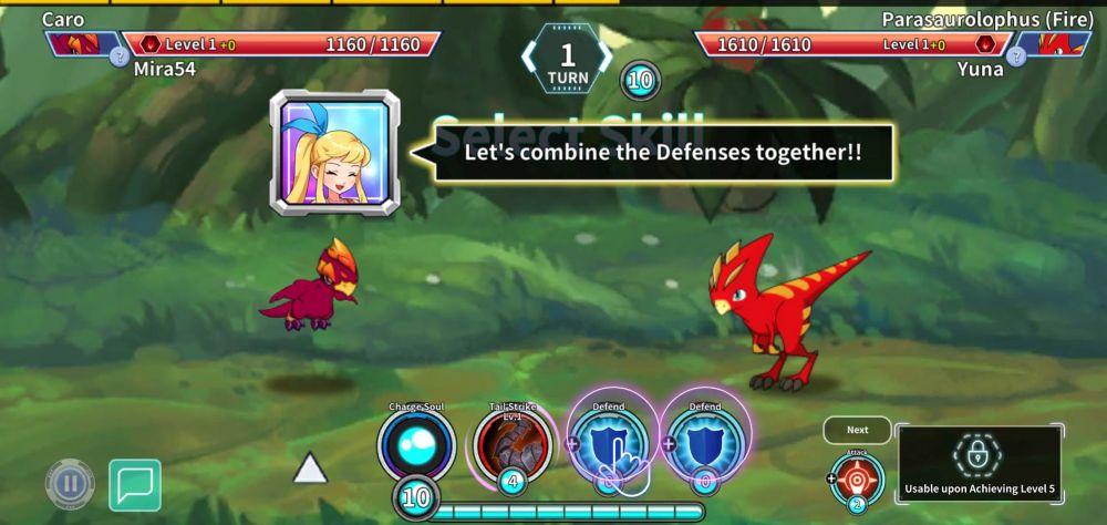 legendino battle