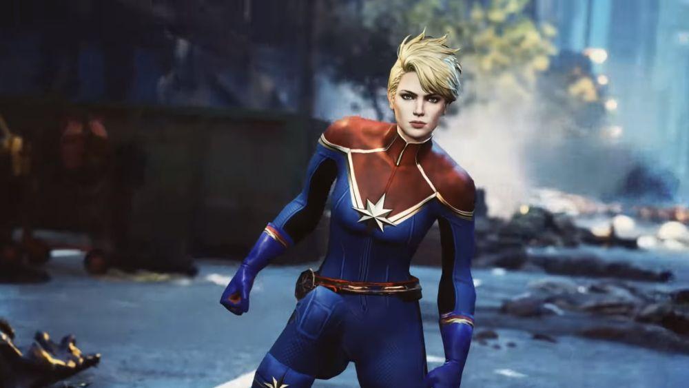captain marvel marvel future revolution