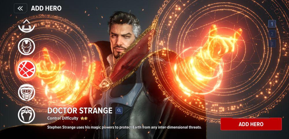 marvel future revolution doctor strange