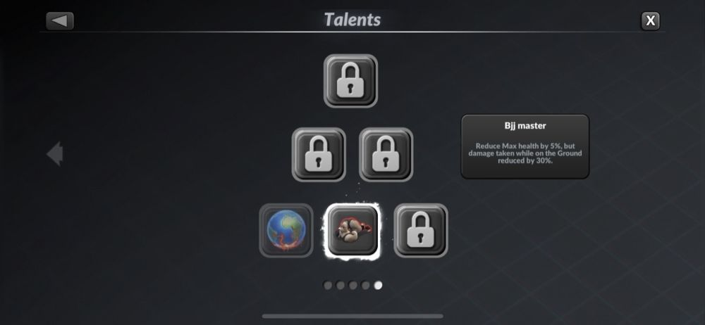 mma manager 2021 talents