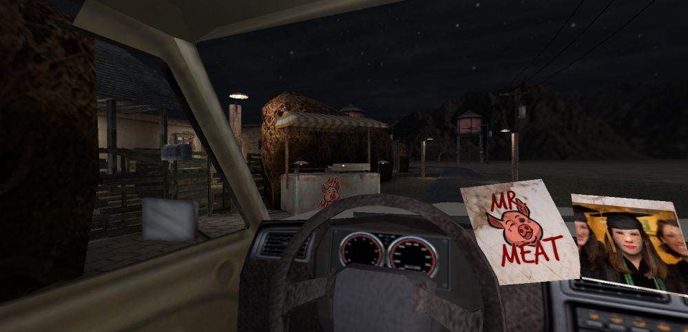 mr meat car inner