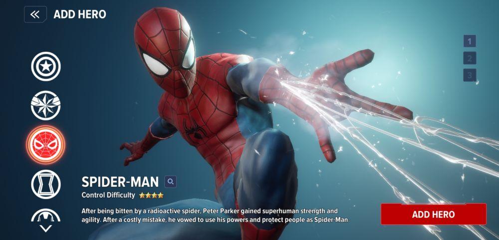 spider-man marvel future revolution