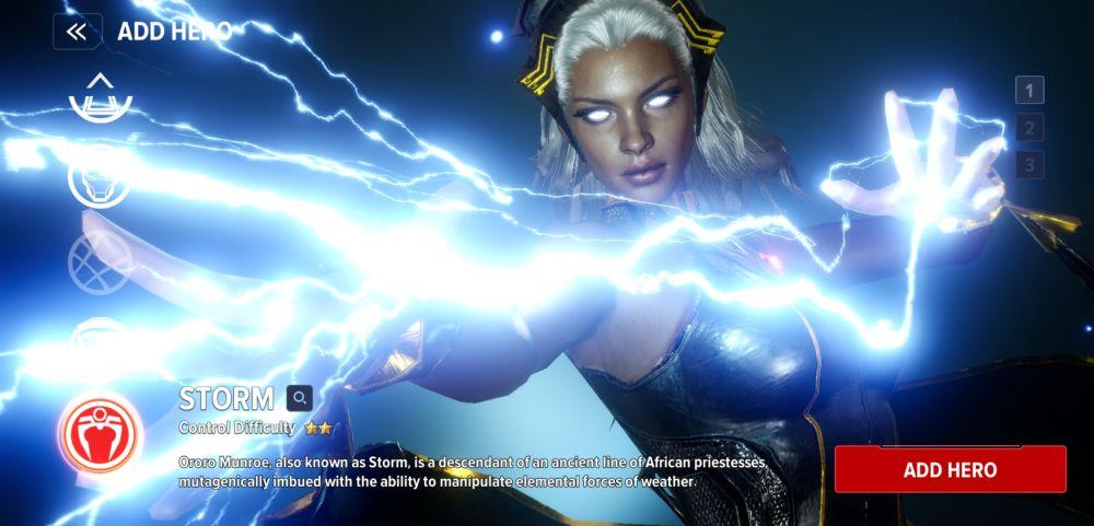 storm marvel future revolution