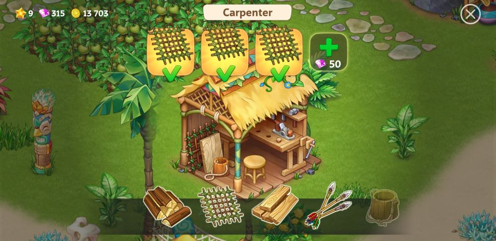 taonga island adventure carpenter