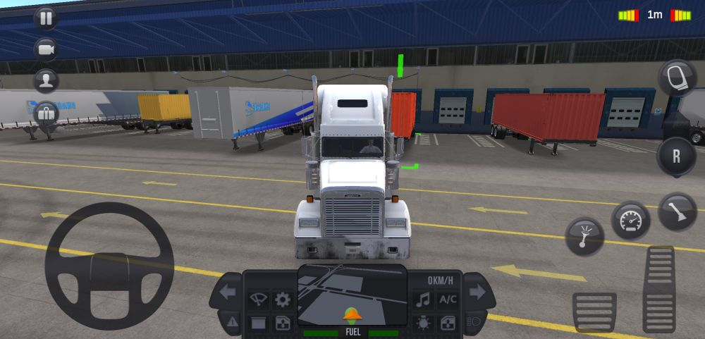 truck simulator ultimate camera