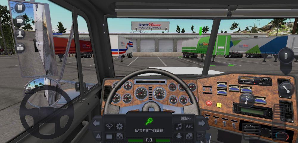 truck simulator ultimate dashboard