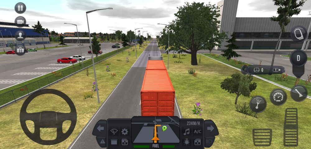 truck simulator ultimate fuel