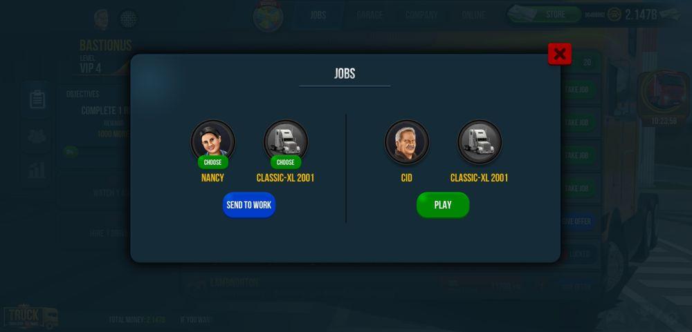 truck simulator ultimate jobs
