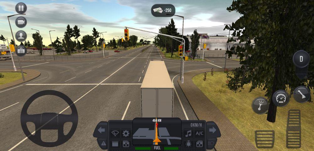 truck simulator ultimate traffic lights