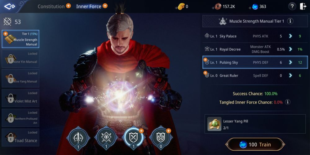 mir4 upgrades