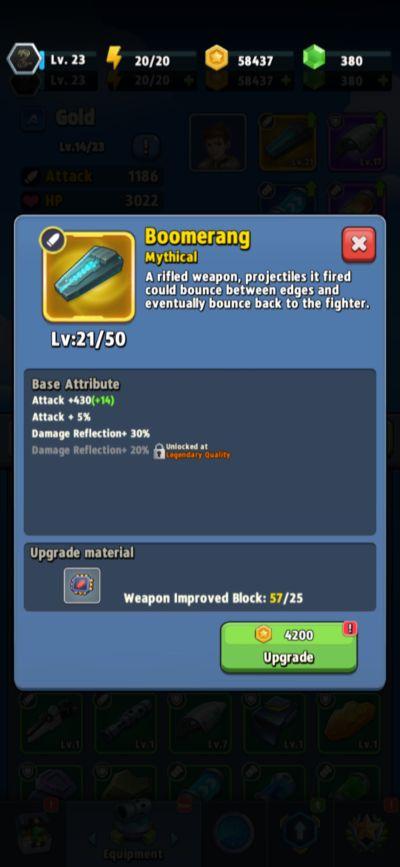 gun upgrading in winwing