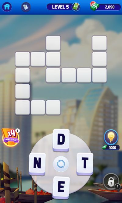 words of fortune level 5 answer