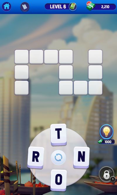 words of fortune level 6 answer