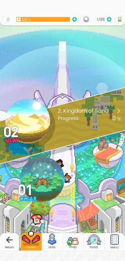 world flipper main campaign