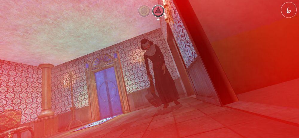 evil nun maze dead
