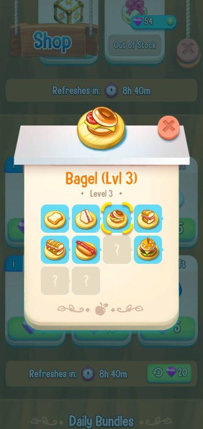love & pies bagel