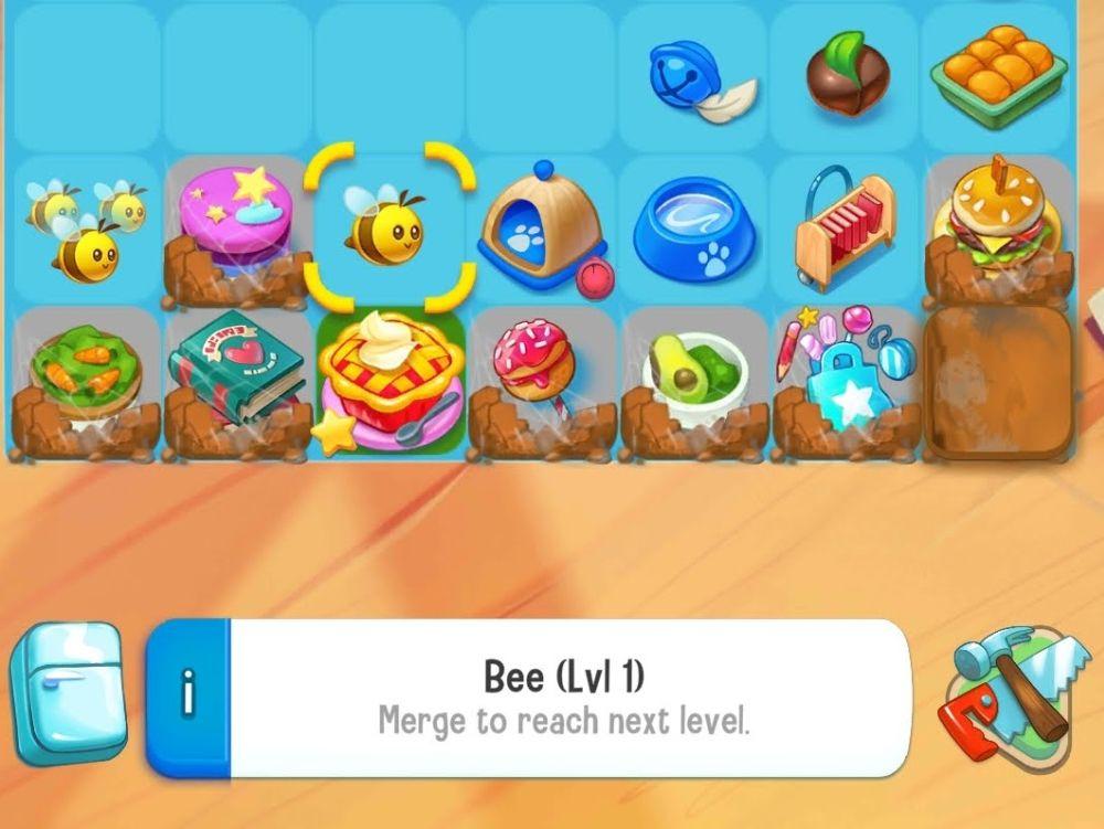 love & pies bee