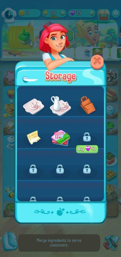 love & pies storage