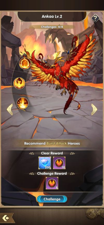 mythic heroes ankaa