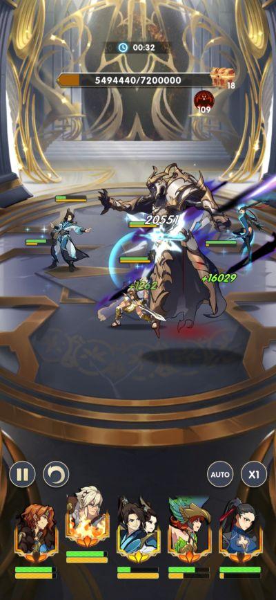 mythic heroes blade wraith