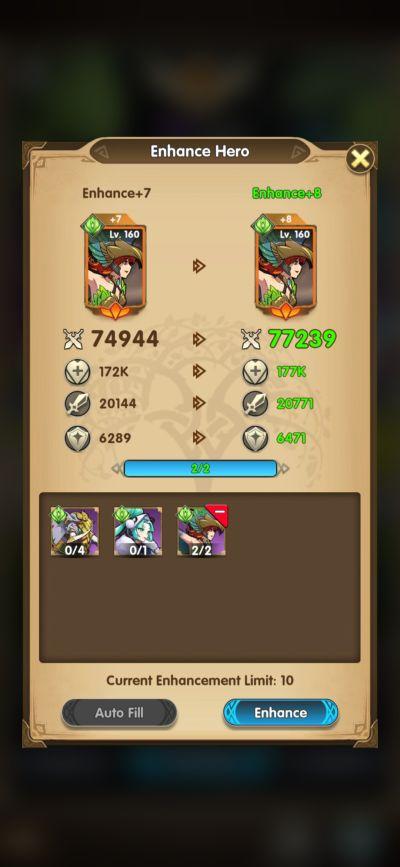 mythic heroes enhancement