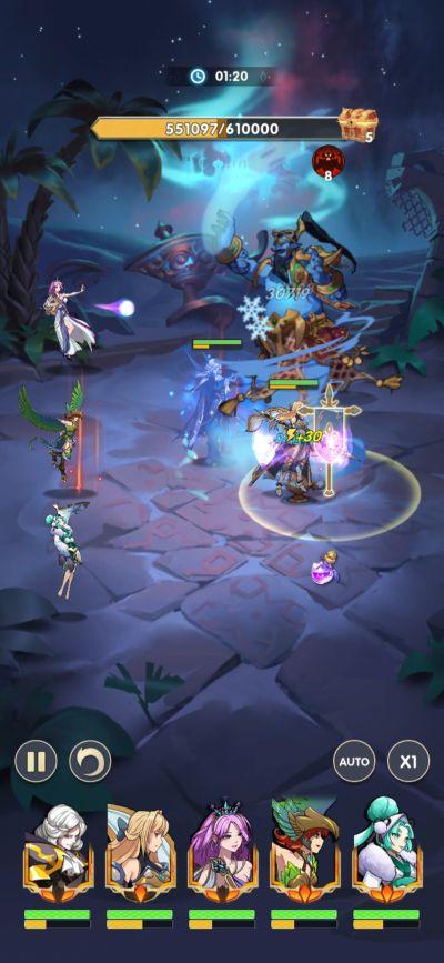 mythic heroes genie