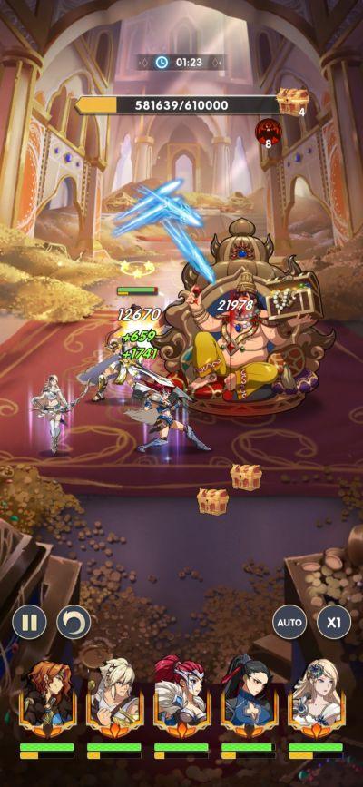 mythic heroes kubera