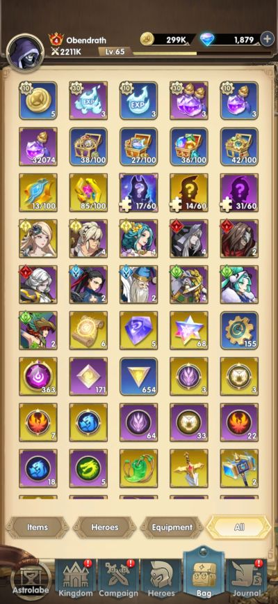 mythic heroes resources