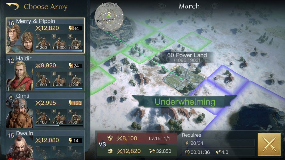 the lord of the rings rise to war allies