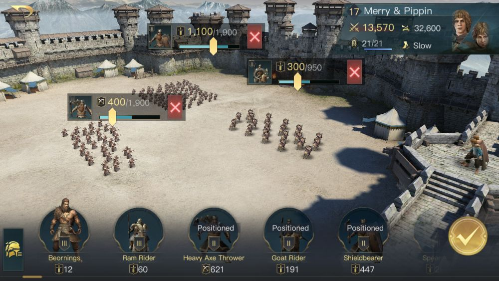 the lord of the rings rise to war armies