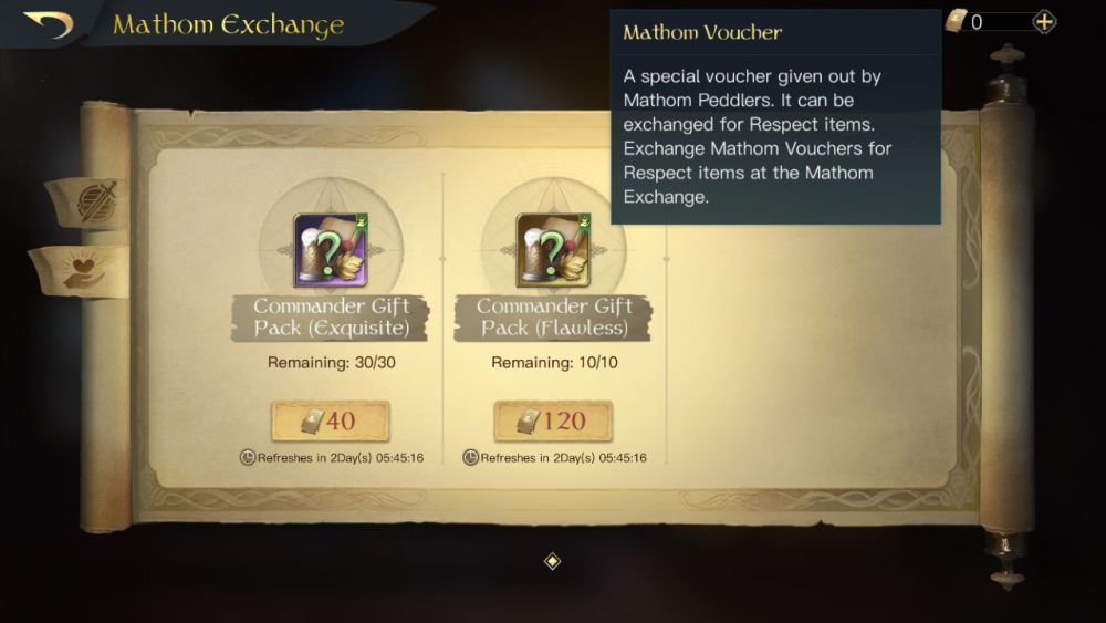 the lord of the rings rise to war mathom voucher