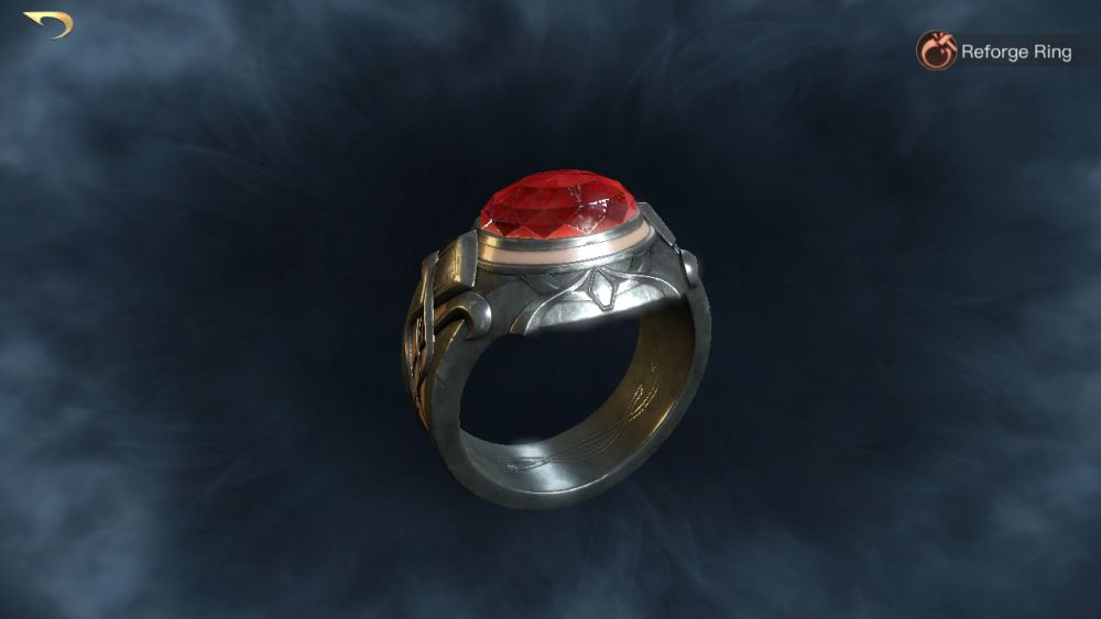 the lord of the rings rise to war ring power